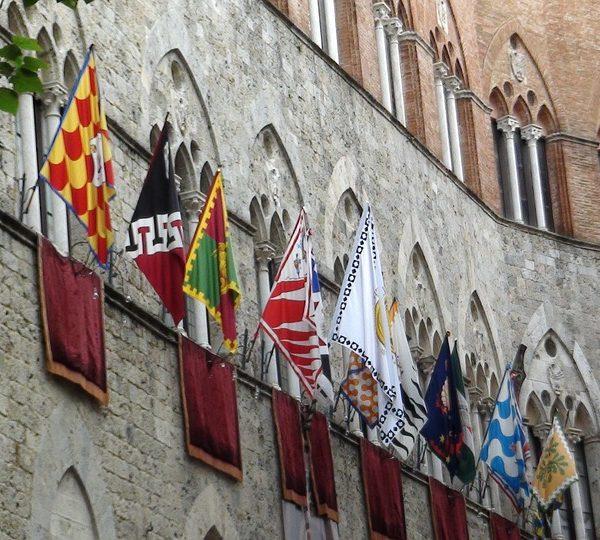 palio di siena storica rievocazione medievale