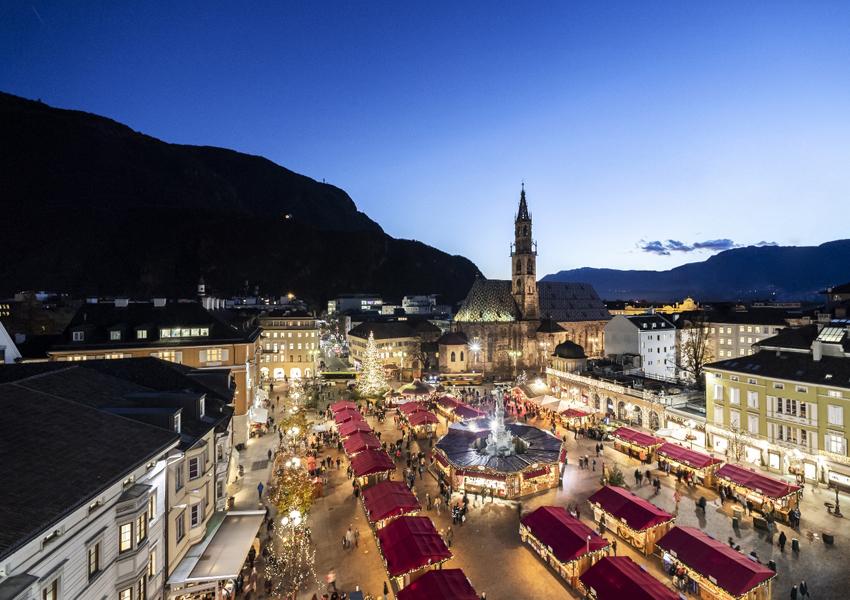 Mercatini Bolzano